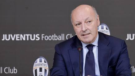 Juventus addio Marotta firma Inter
