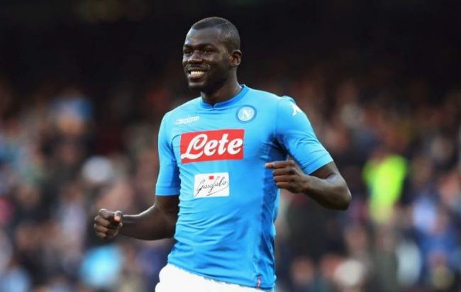 Manchester United su Koulibaly