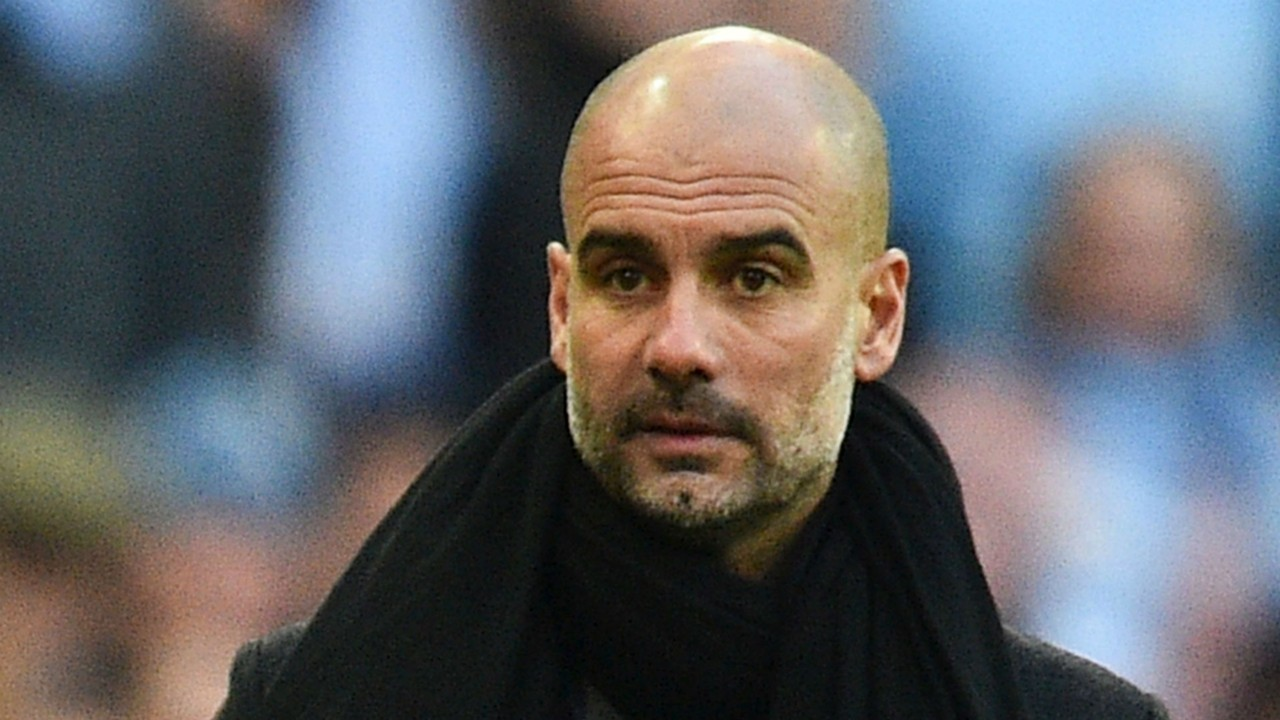 Guardiola - Juventus