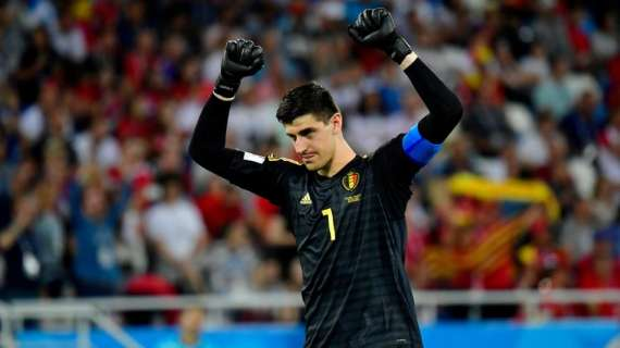 Atletico Real Courtois