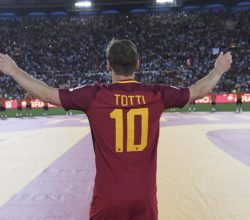 Documentario Totti