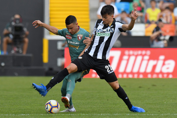 Udinese Pussetto Watford