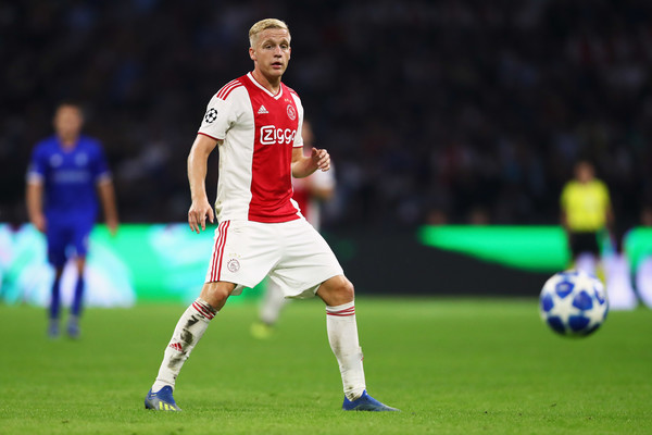 Real Madrid Van de Beek