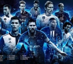 The Best Fifa Awards Messi