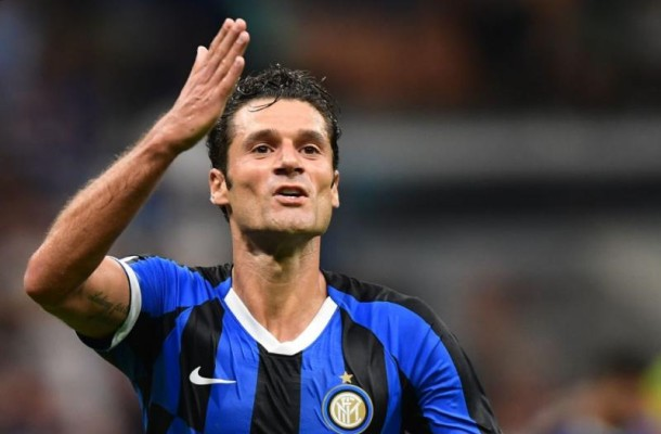 Inter infortuni Candreva Asamoah