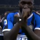 Milan – Inter 0-2, Lukaku raddoppia di testa [VIDEO]