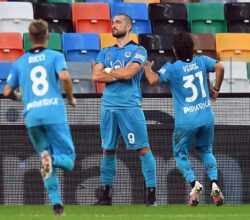 Serie A Udinese Spezia