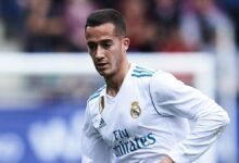 Vazquez Real Madrid