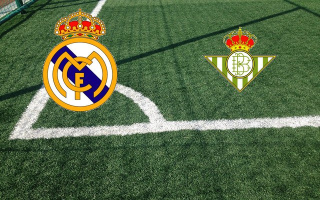 Formazioni Real Madrid-Real Betis